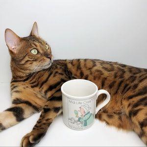 Mid Life Crisis Mug